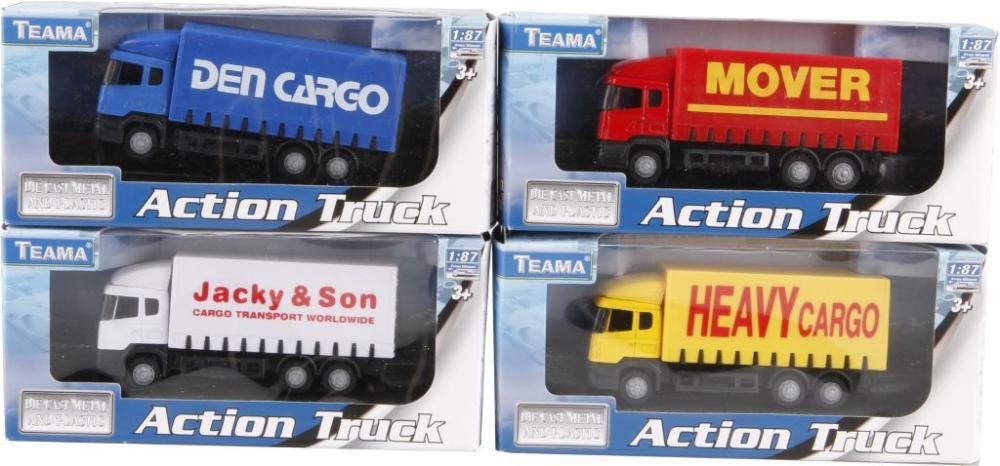 Camion,Teama,1:87,div.modele