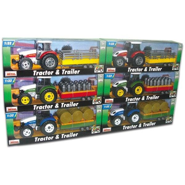 Camion/tractor+remorca,Teama,1:48/1:32