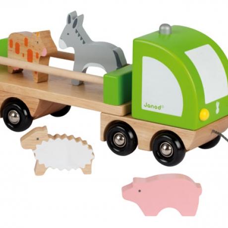 Camionul cu animale