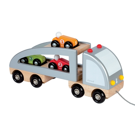 Camionul Multi cars