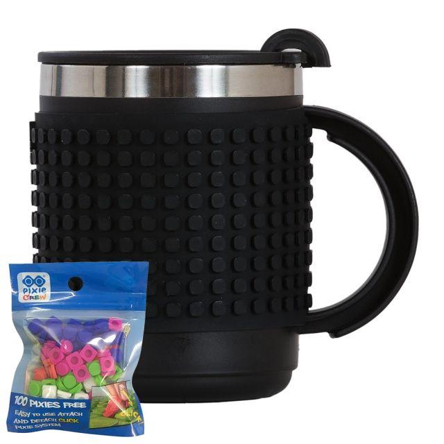 Cana cafea,Pixie,negru