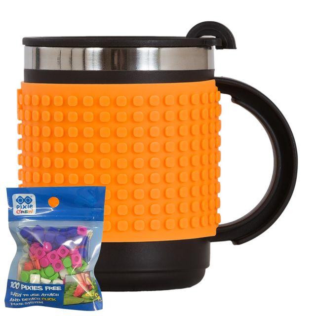 Cana cafea,Pixie,portocaliu