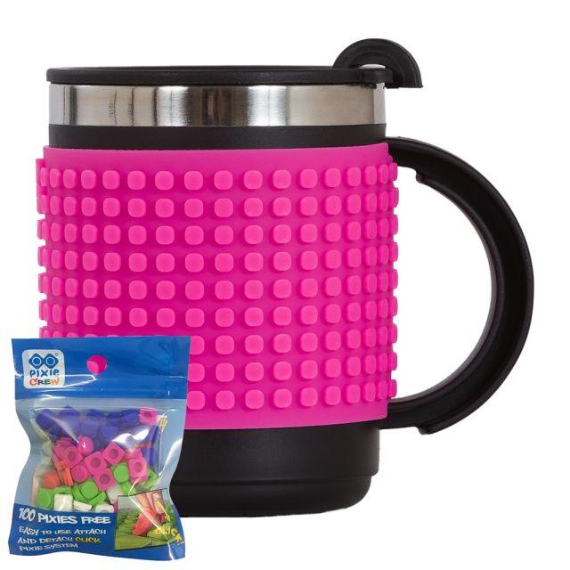 Cana cafea,Pixie,roz
