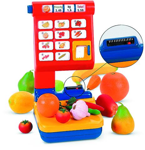 Cantar supermarket display electronic