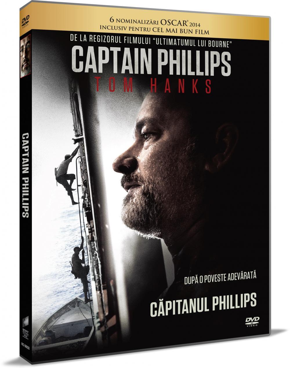 CAPTAIN PHILLIPS - CAPITANUL PHILLIPS