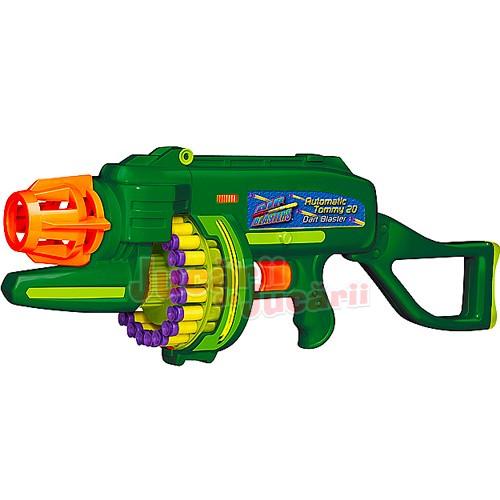 Carabina automata Belt Blaster, 30 cartuse