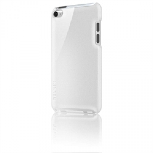 Carcasa Belkin iPod Touch Micra Metallic wh