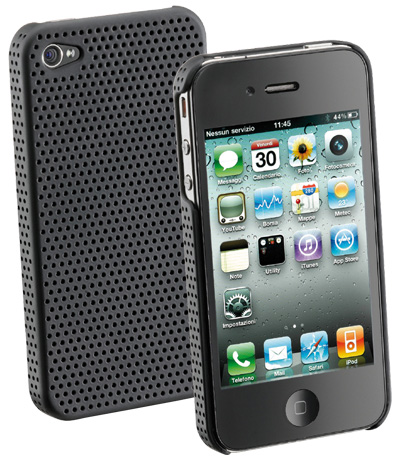 Carcasa iPhone Cellular Line Air Black