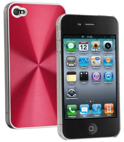 Carcasa iPhone Cellular Line Disco Pink