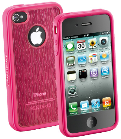 Carcasa iPhone Cellular Line Fusion Pk