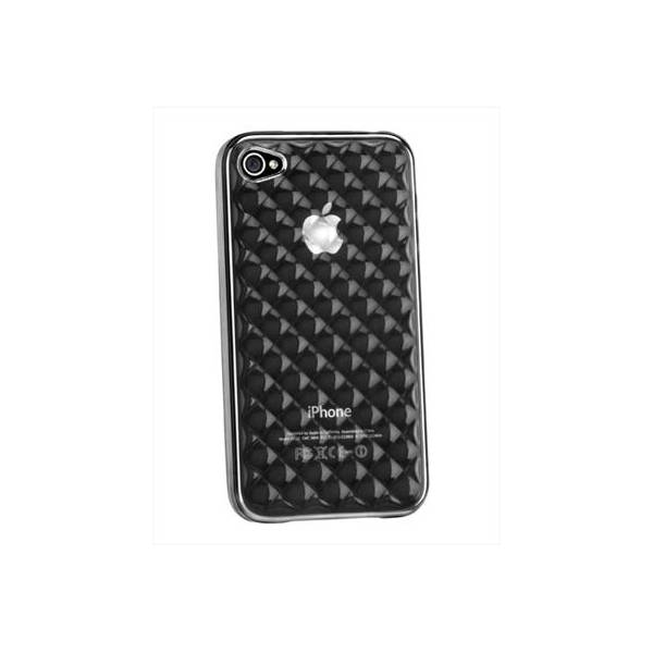 Carcasa iPhone Cellular Line Glam Clear