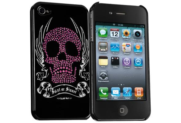 Carcasa iPhone Cellular Line Glam Rox V1