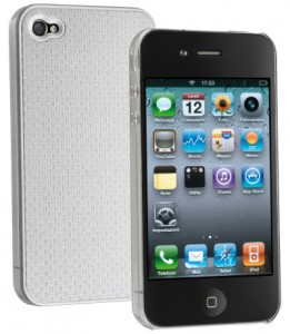 Carcasa iPhone Cellular Line Invisible