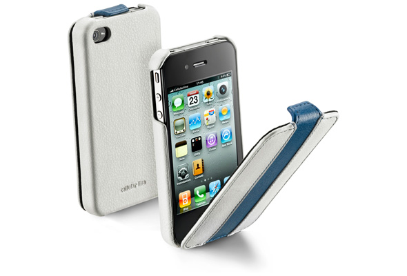 Carcasa iPhone Cellular Line Scuderia BkO