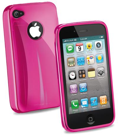 Carcasa iPhone Cellular Line Shocking Pk