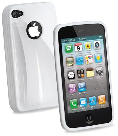 Carcasa iPhone Cellular Line Shocking Wh
