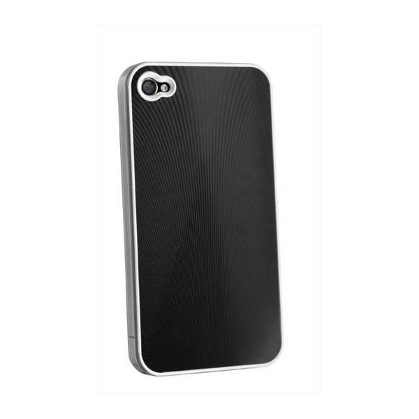 Carcasa iPhone Cellular Line Techno Black