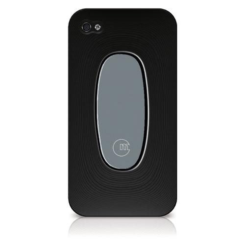 Carcasa Macally iPhone 4 silicon