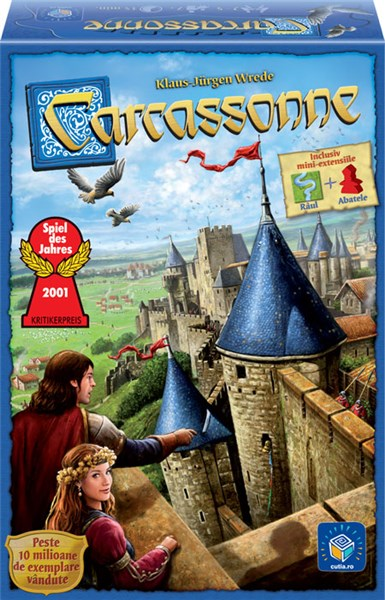 Carcassonne 2015
