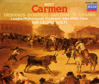 CARMEN - G. BIZET ORIGINAL RECORDING FROM