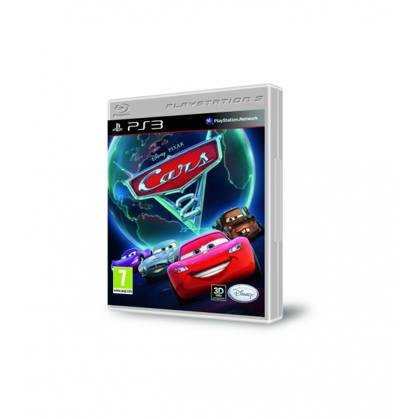 CARS 2 - PS3