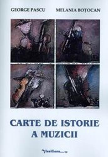 CARTE DE ISTORIE A MUZICII