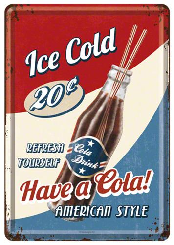 Carte postala Have a Cola!