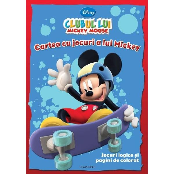 Cartea cu jocuri a lui Mickey, ***
