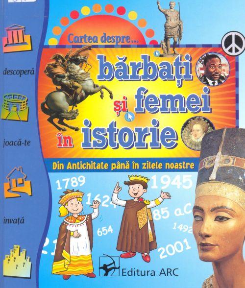 CARTEA DESPRE BARBATI S I FEMEI IN ISTORIE