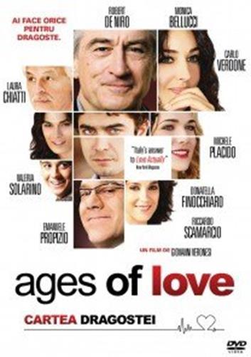 CARTEA DRAGOSTEI - AGES OF LOVE