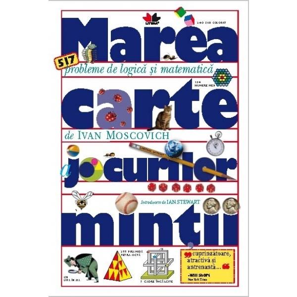 CARTEA JOCURILOR MINTII EDITIE DE BUZUNAR
