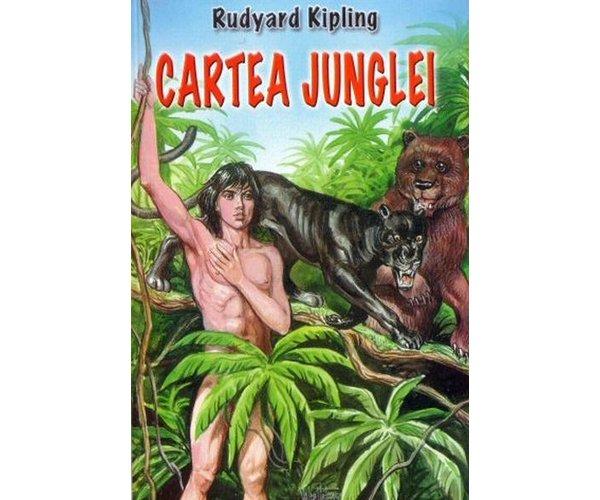 CARTEA JUNGLEI .
