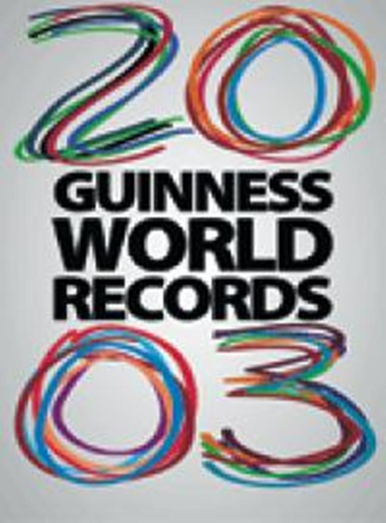 CARTEA RECORDURILOR 200 2003