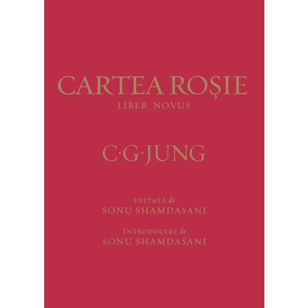 CARTEA ROSIE - LIBER NOVUS C.G.JUNG