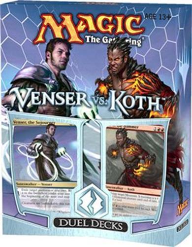 Carti de joc Magic TG - Duel Deck