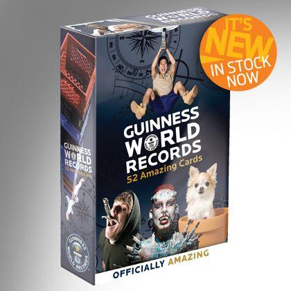Cartonase Guinness World Record