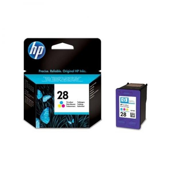 Cartus color HP C8728A nr 28pt DJ3325/3420/3x5