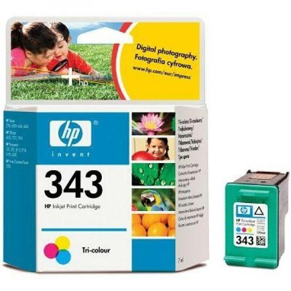 Cartus Color HP C8766E nr.343 pt. 5740/6520