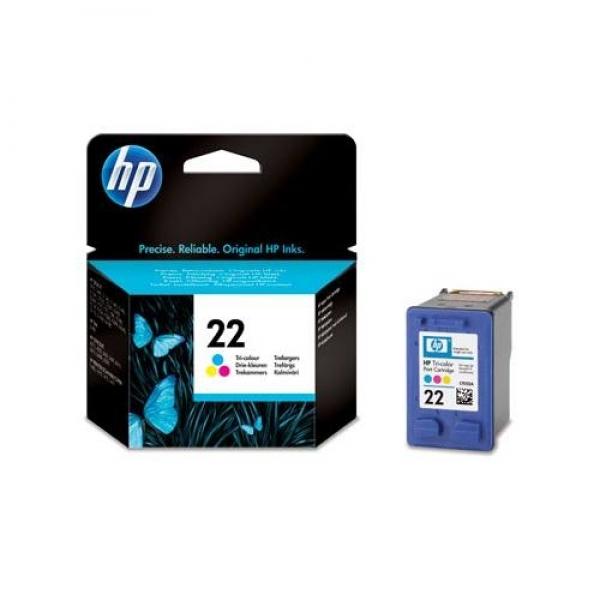 Cartus color HP C9352AE nr.22 pentru DJ3940