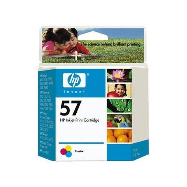 Cartus color HP nr. 57, C6657AE