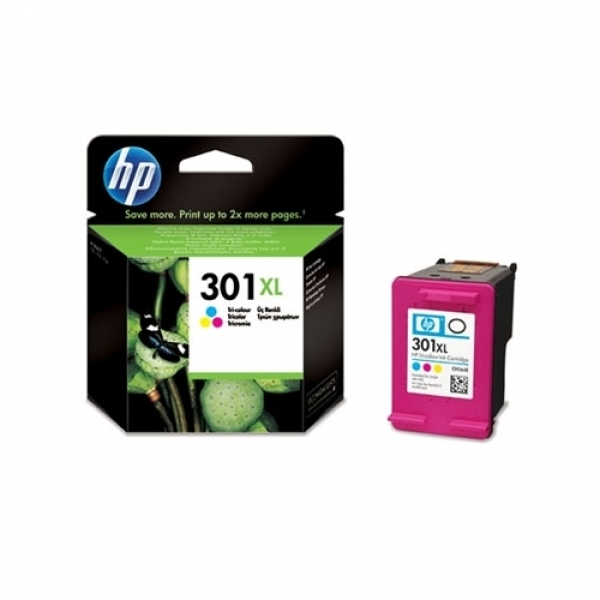 Cartus color HP nr.301XL CH564EE