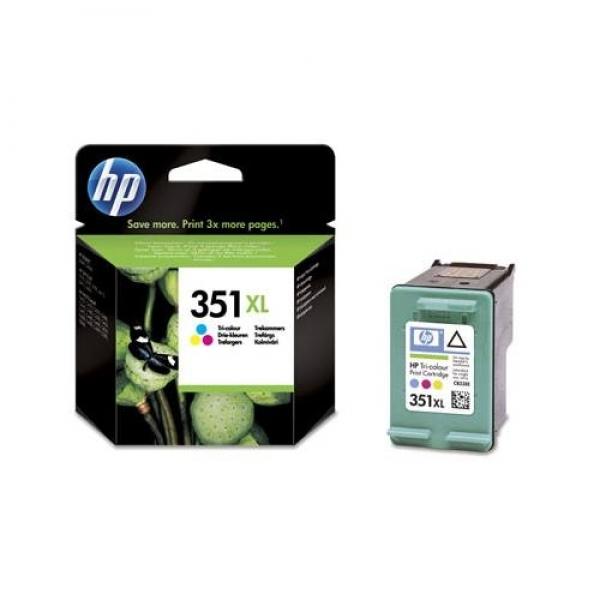 Cartus color HP nr.351 XL, (CB338EE)