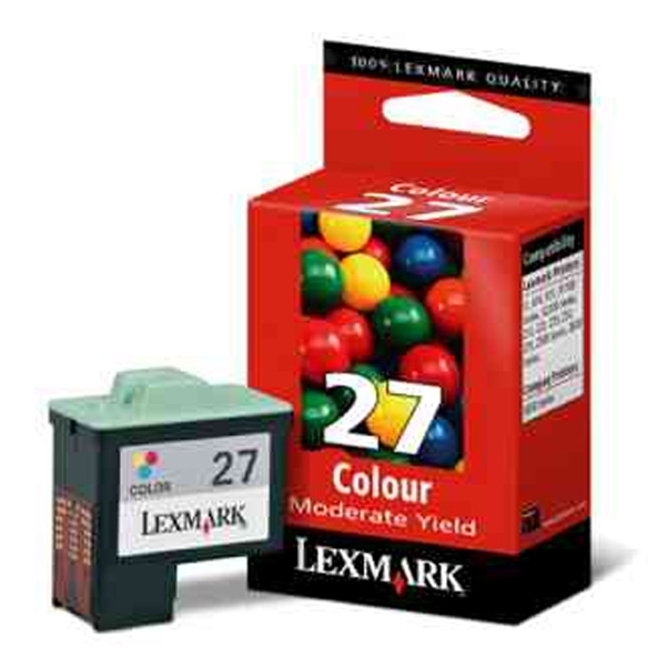 Cartus color Lexmark nr.27 10N0227E pt.Z13/2