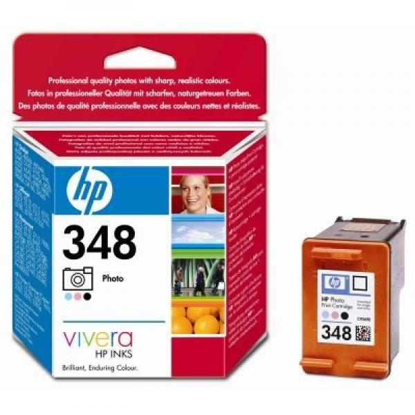 Cartus foto HP C9369E nr.348 pt.PS8150/8450