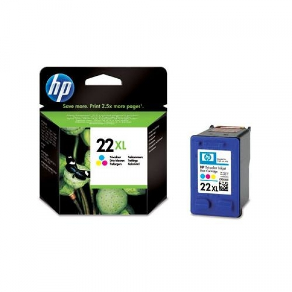 Cartus HP color C9352CE nr.22,XL
