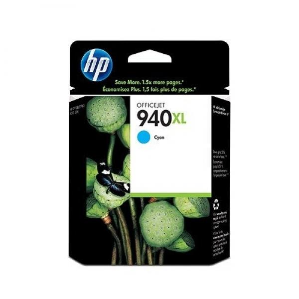 Cartus HP cyan C4907AE 940XL
