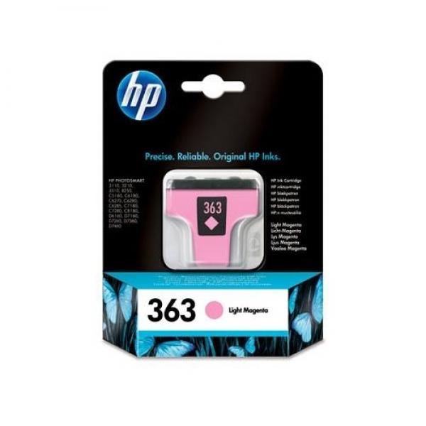 Cartus HP nr.363 ligh t magenta pt.8250