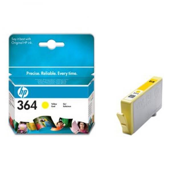 Cartus HP yellow nr.3 64 CB320EE, pt.D5460