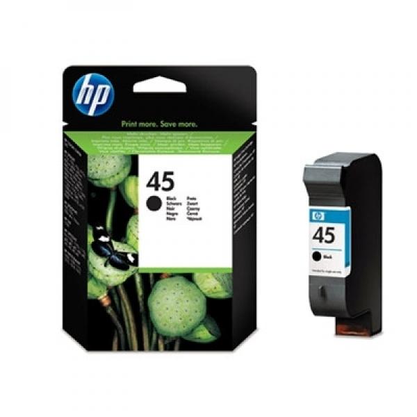 Cartus negru HP 51645AE nr.45 seria 7xx/8xx