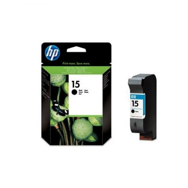 Cartus negru HP C6615 DEnr.15 pt.seria 8xx